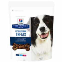 Hills Prescription Diet Hypoallergenic Dog Treats 220g