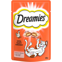 Dreamies Cat Treats 60g Chicken