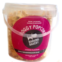The Barking Bakery Popcorn Dog Treat 55g