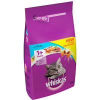Whiskas Dry 1+ Tuna Adult Cat Food 2kg