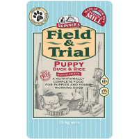Skinners Field & Trial Duck & Rice Puppy Food 15kg