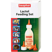 Beaphar Lactol Milk Powder Feeding Set