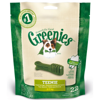 Greenies Dental Dog Treats 170g Teenie