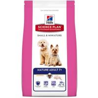 Hills Science Plan Canine Mature 7+ Small & Miniature Breed 3kg x 3