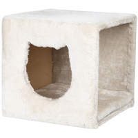 Trixie Cuddly Cave for Shelves Cat Hideaway Light Grey