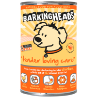 Barking Heads Tender Loving Care Adult Dog Food 400g x 6