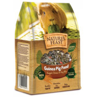 Natures Feast Nugget, Grass & Veg Mix Guinea Pig Food 1.5kg