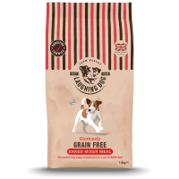 Laughing Dog Gloriously Grain Free Mixer Meal Dog Food 1.5kg