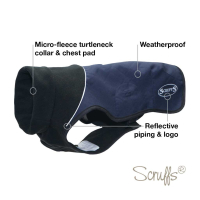 Scruffs Quilted Thermal Dog Coat 50cm
