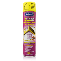 Johnsons 4 Fleas Household Spray 600ml