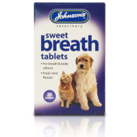 Johnsons Sweet Breath Tablets