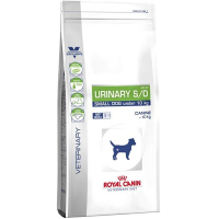Royal Canin Veterinary Urinary Small Dog Food 4kg