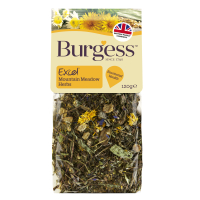 Burgess Excel Mountain Herbs Snack