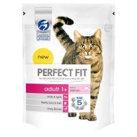 Perfect Fit Salmon Adult Cat Food 190g