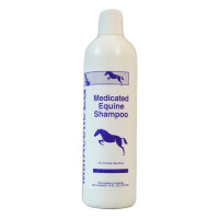 Malacetic Equine Medicated Shampoo 473ml