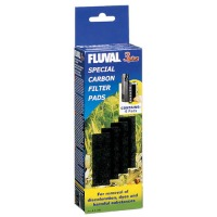 Fluval Aquarium Filter 3 Plus Carbon Pad