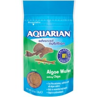 Aquarian Alga Wafer Tropical Fish Food