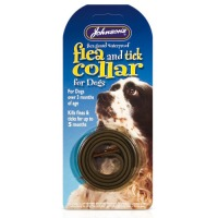 Johnsons Flea and Tick Dog Collar