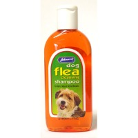 Johnsons Dog Flea Dog Shampoo