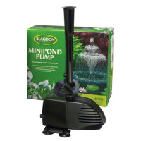 Interpet Blagdon Minipond Pond Pump 700