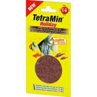 Tetra Min Holiday Fish Food 30g