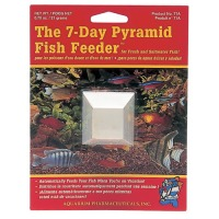API The Great Pyramid 7 Day Fish Feeder