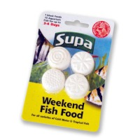 Supa Weekend Fish Food Feeder Blocks
