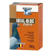 Versele Laga Orlux Pigeon Colombine Ideal Bloc 550g