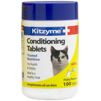 Bob Martin Kitzyme Cat Conditioning Tablets x 100