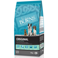 Burns Original Fish & Brown Rice Adult & Senior Dog Food