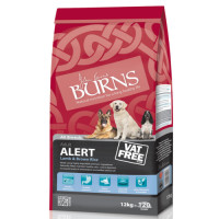 Burns Alert Lamb & Brown Rice Adult Dog Food