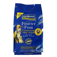 Fish4Dogs Finest Fish Small Bite Dog Food 6kg