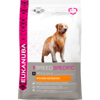Eukanuba Golden Retriever Adult Dog Food 12kg