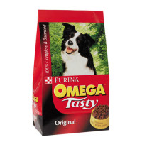 Purina Omega Tasty Original Adult Working Dog Food 15kg
