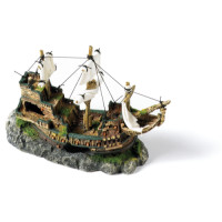 Classic Ornamental Galleon