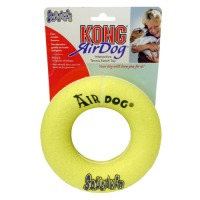KONG Air Dog Squeaker Donut Medium
