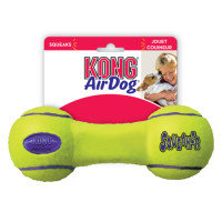 KONG Air Squeaker Dumbell Dog Toy Medium