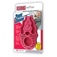 KONG Dog Zoom Groom Pink