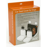 RAC Advanced Travel Dog Car Rear Seat Cover