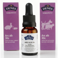Denes Homeopathy Arsenicum Album