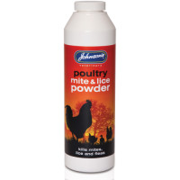 Johnsons Veterinary Poultry Mite & Lice Powder