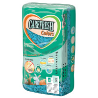 Carefresh Colours Small Pet Bedding  Blue - 10 Litres