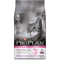 PRO PLAN Delicate Turkey Optirenal Adult Cat Food 3kg