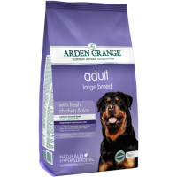 Arden Grange Chicken & Rice Large Breed Adult Dog Food 12kg