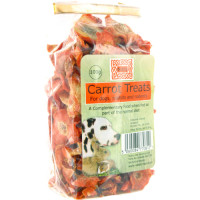 Burns Carrot Treats for Dogs, Rabbits, Guinea Pigs