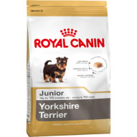 Royal Canin Yorkshire Terrier Junior Dog Food 1.5kg