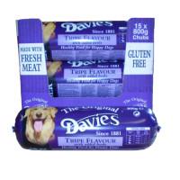 Davies Tripe Chub for Dogs 800g x 15