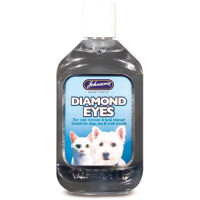 Johnsons Dog & Cat Diamond Eyes Tear Stain Remover 125ml