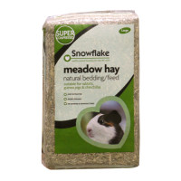 Snowflake Meadow Hay 4kg Large