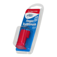 Dentifresh Finger Toothbrush for Dogs & Cats
